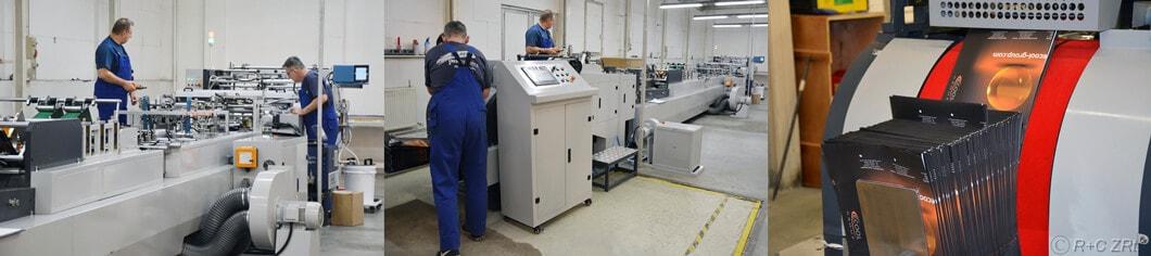 Rólunk Papírtáska Machine